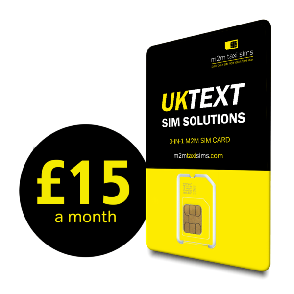 UK Text SIM